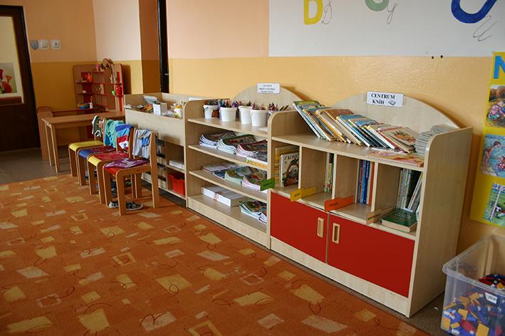 Materská škola - vybavenie