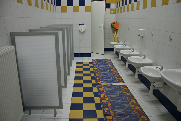 Materská škola - WC