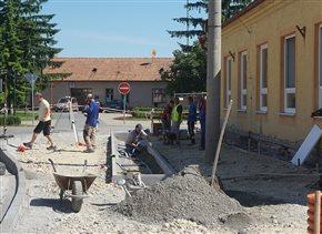 Rekonštrukcia starého úradu